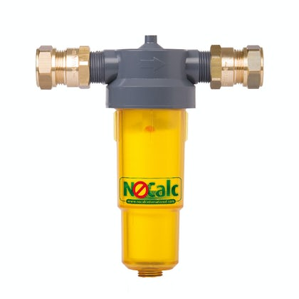 NoCalc water softener