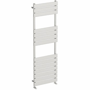 Orchard Wharfe heated towel rail 1500 x 500 offer pack