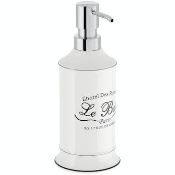 Le bain soap dispenser
