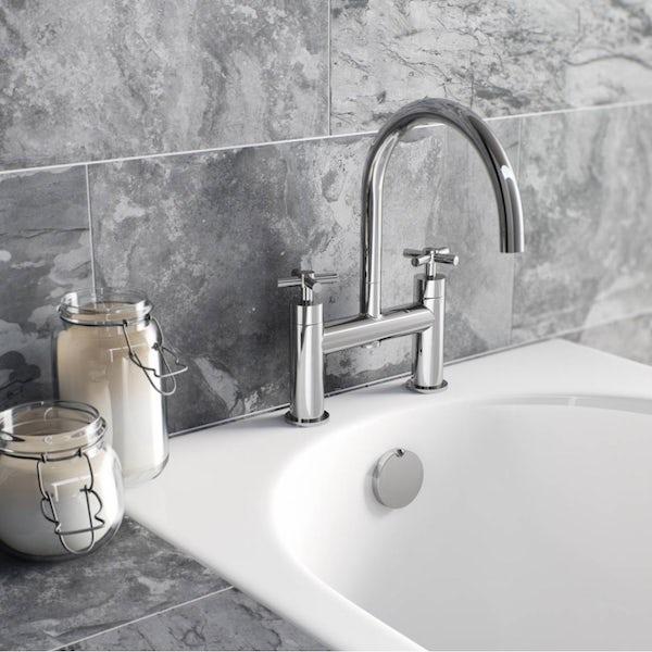 Tate Bath Mixer