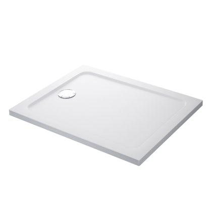 Mira Flight low level rectangular shower tray