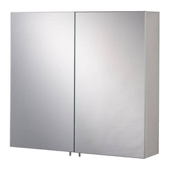 Emperor stainless steel bathroom cabinet 600 x 550