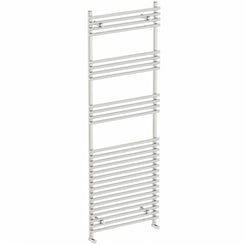 Tubular heated towel rail 1650 x 600