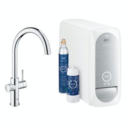 Grohe Blue Home C spout kitchen tap
