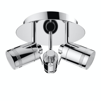 Forum Ligero 3 light bathroom spotlight