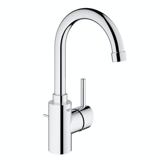 Grohe Concetto side lever basin mixer tap