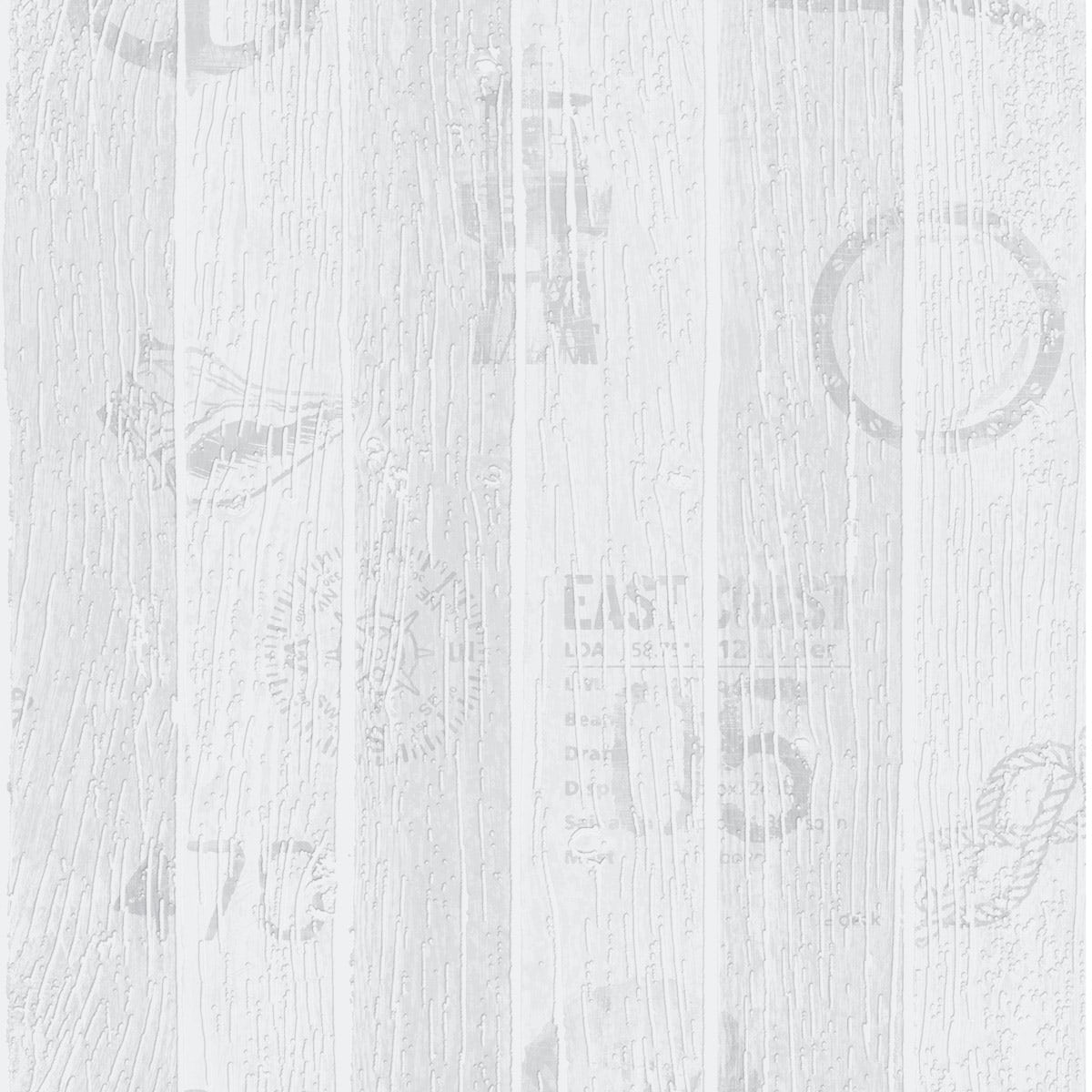 Graham & Brown Nautical grey wallpaper