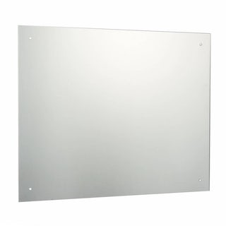 Rectangular Bevelled Edge Drilled Mirror 50x70cm