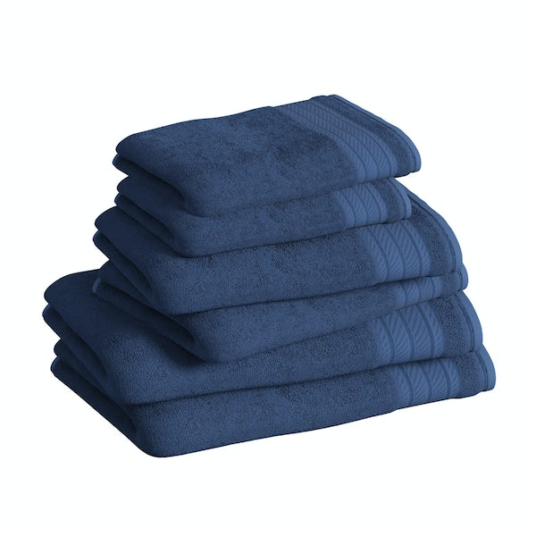 Supreme navy towel bale