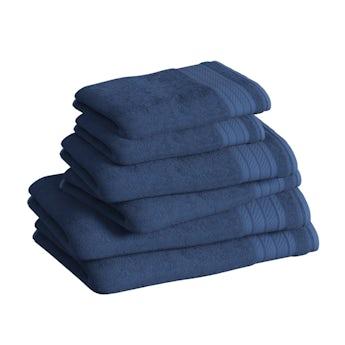 Supreme navy towel bale