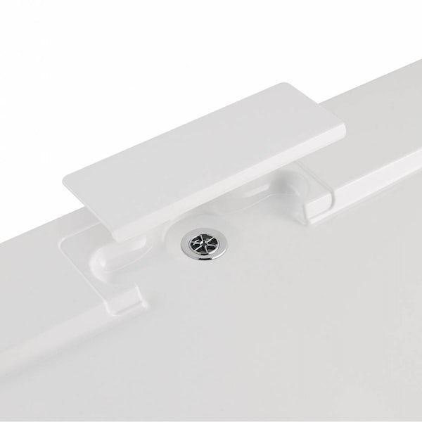 Designer Rectangular Stone Shower Tray