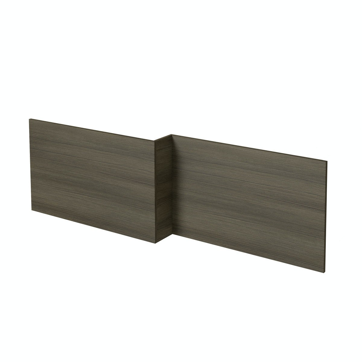 Wye walnut 1700 boston square shower bath front panel