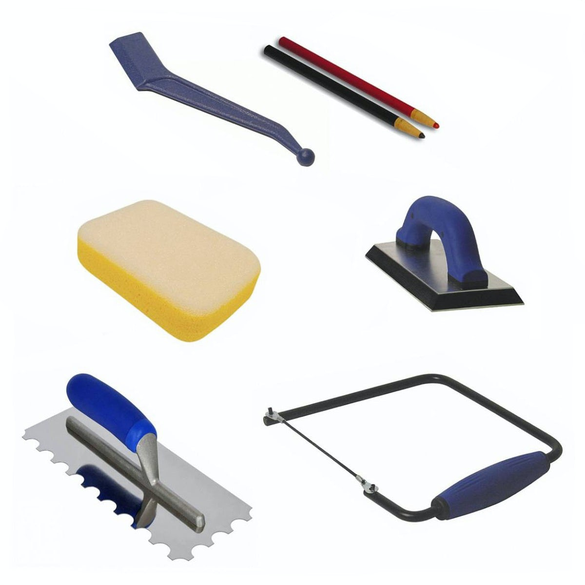 Floor Tiling Tool Kit