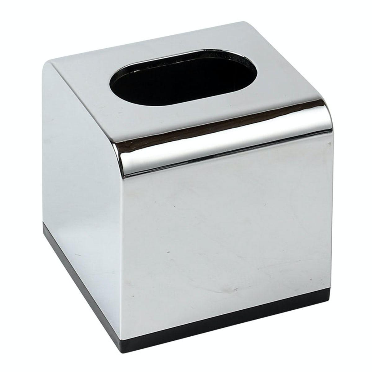 Showerdrape Concord square tissue box