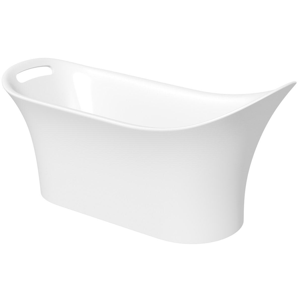 Mode Heath freestanding bath 1600 x 700