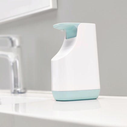 JosephJoseph Slim compact soap dispenser