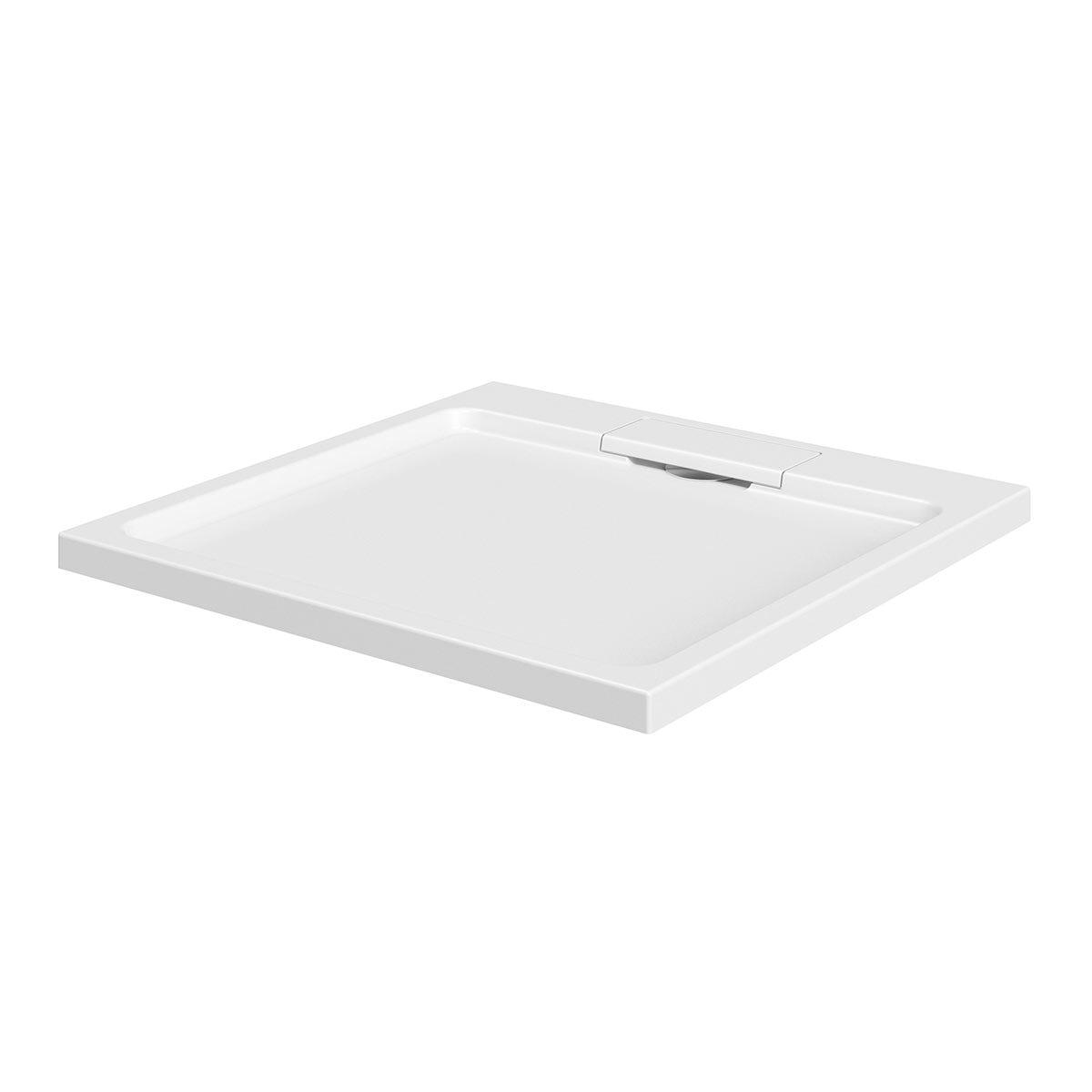 Mode Designer square stone shower tray