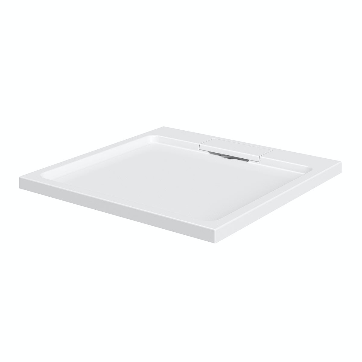 mode designer square stone shower tray