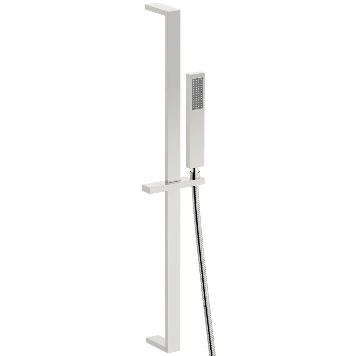 Mode Tetra sliding shower rail kit