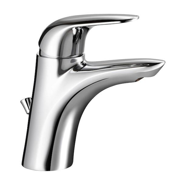 Mira Comfort basin mixer and bath tap pack