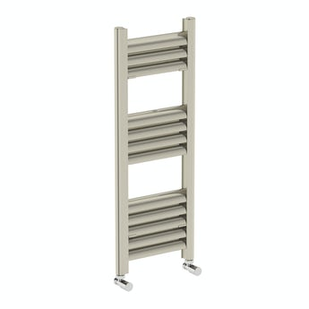 Mode Carter heated towel rail 800 x 300