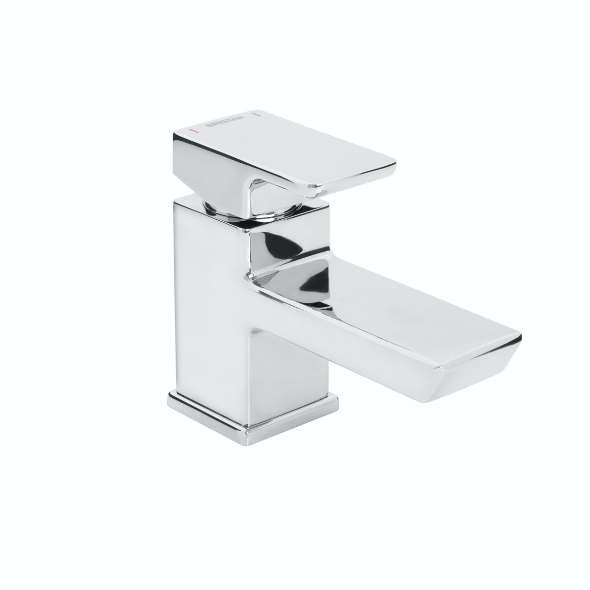 Bristan Cobalt basin mixer tap with waste