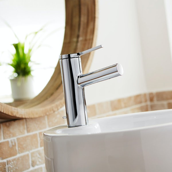 Mira Evolve basin mixer tap