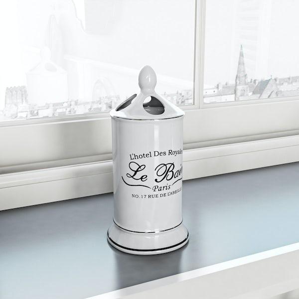 The Bath Co. Le bain toothbrush holder