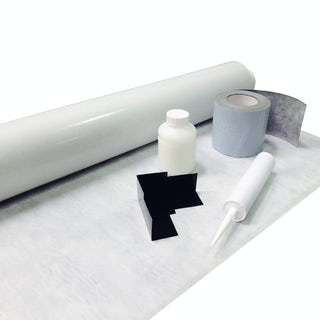 AKW Formsafe wet room tanking kit 10m sq