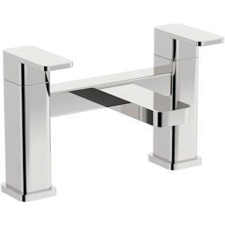 Kirke Connect bath mixer tap