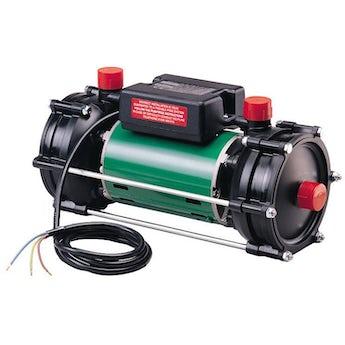 Salamander RSP100 3 bar twin shower pump