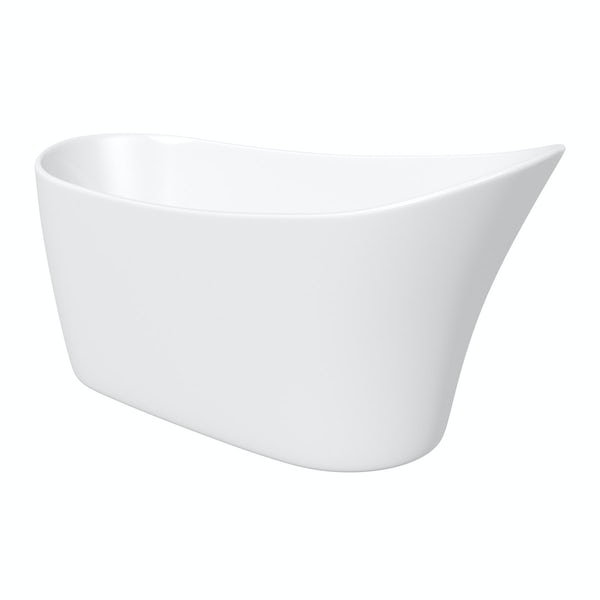 Hardy freestanding bath 1600 x 750