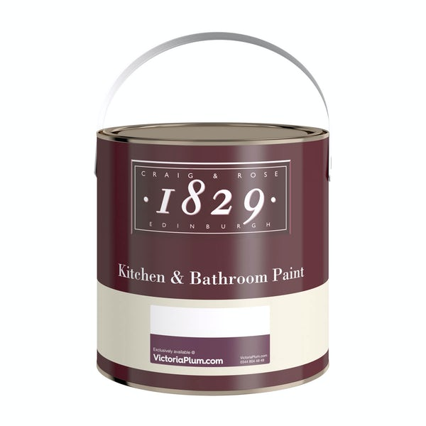 Kitchen & bathroom paint ammonite 2.5L