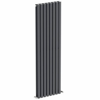 Lava double vertical radiator 1600 x 480