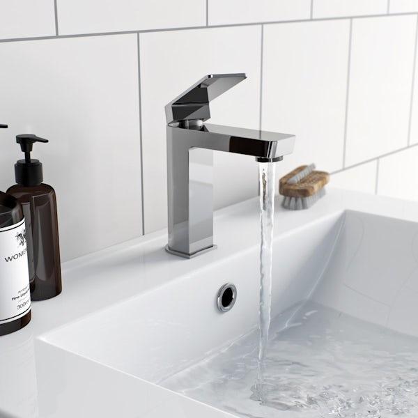 Ellis Basin and Bath Shower Mixer Pack