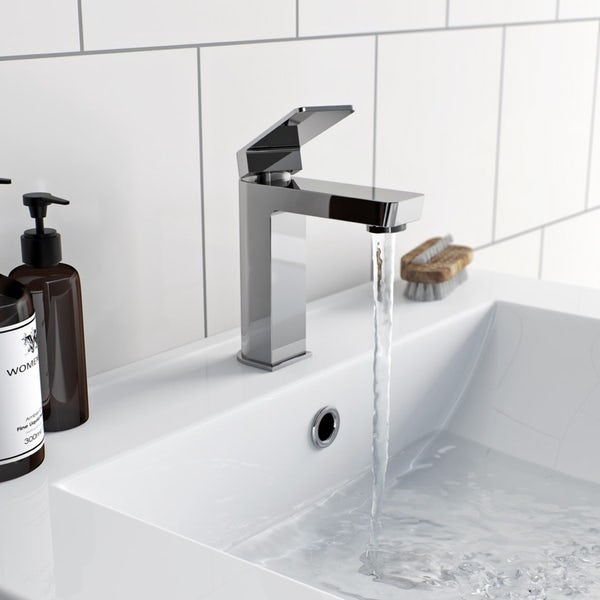 Ellis Basin and Bath Shower Mixer Pack