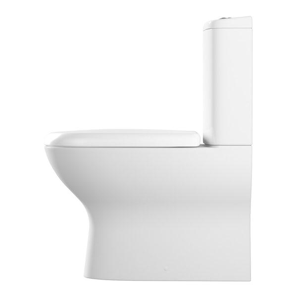 Heath 4 Piece Bathroom Suite