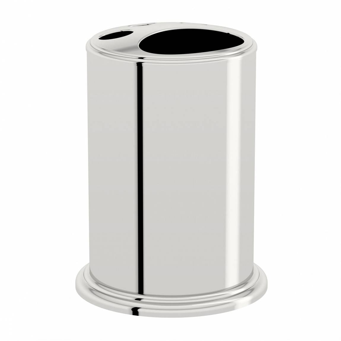 Orchard Options freestanding stainless steel toothbrush holder