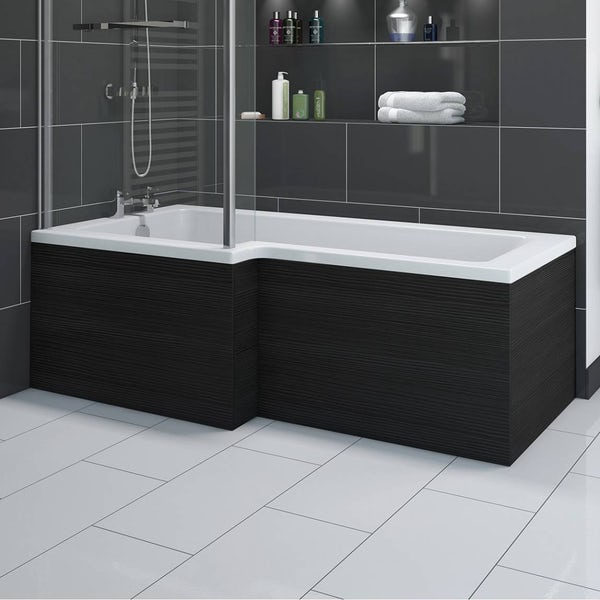 Boston Essen Shower Bath Side Panel 1500