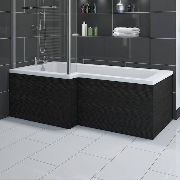 Boston Essen Shower Bath Side Panel 1500
