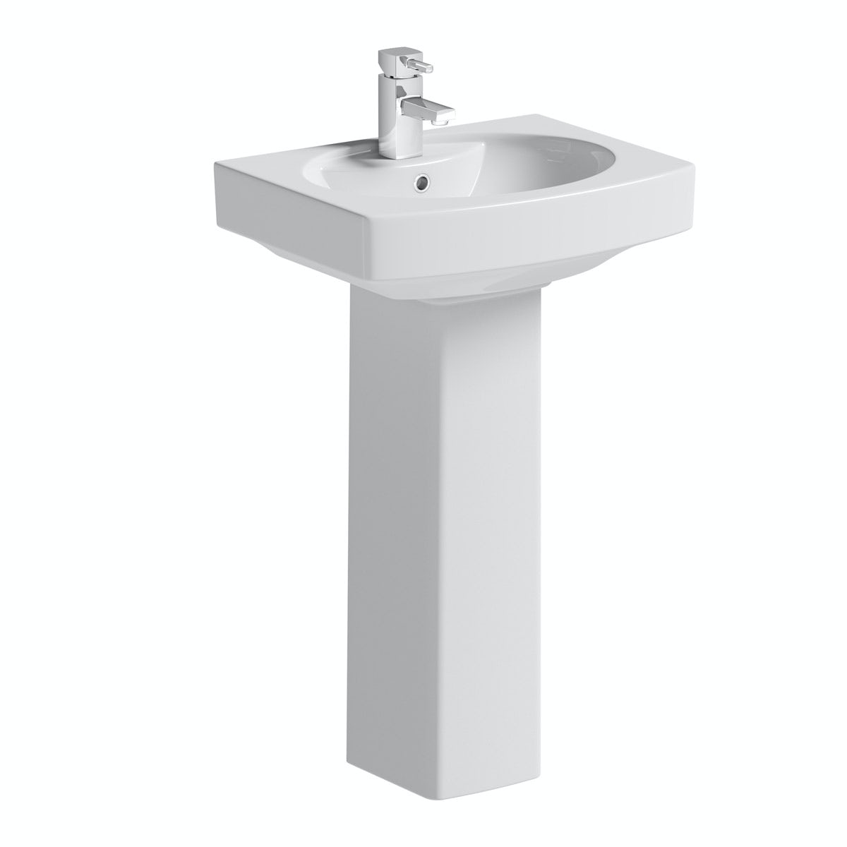 Wye Basin & Pedestal