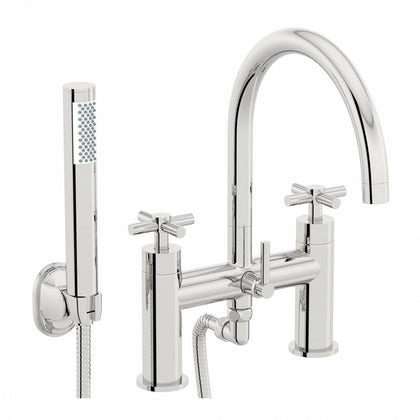 Mode Tate bath shower mixer offer pack