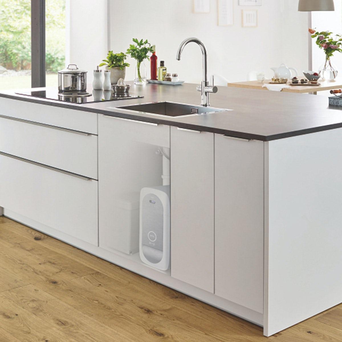 Grohe Blue Alternative grohe blue home c spout kitchen tap victoriaplum com