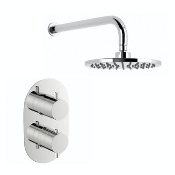 Mode Matrix thermostatic shower valve shower set