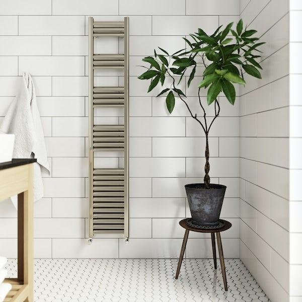 Carter heated towel rail 1600 x 300