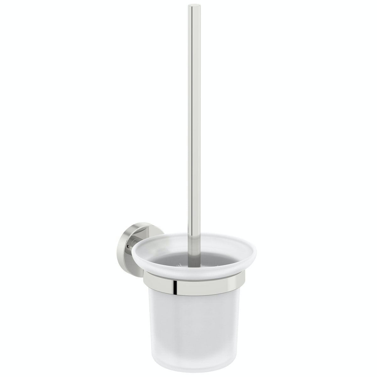 Orchard Lunar toilet brush and holder