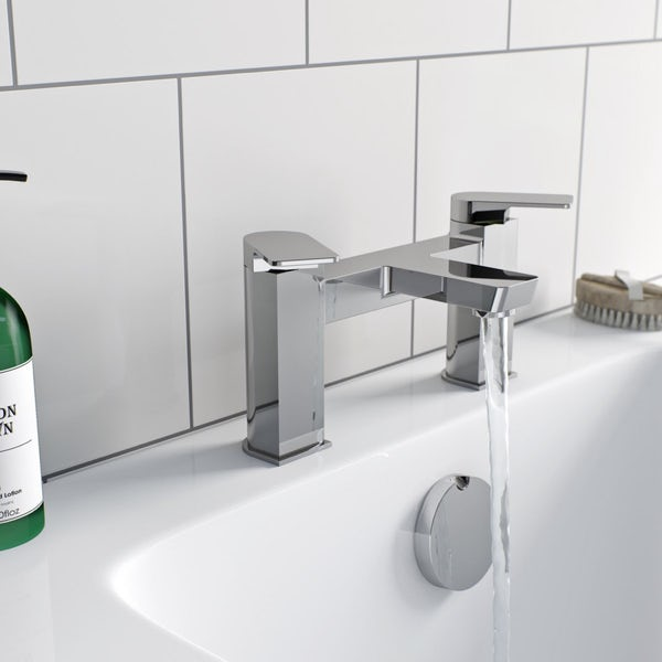 Ellis basin and bath mixer tap pack