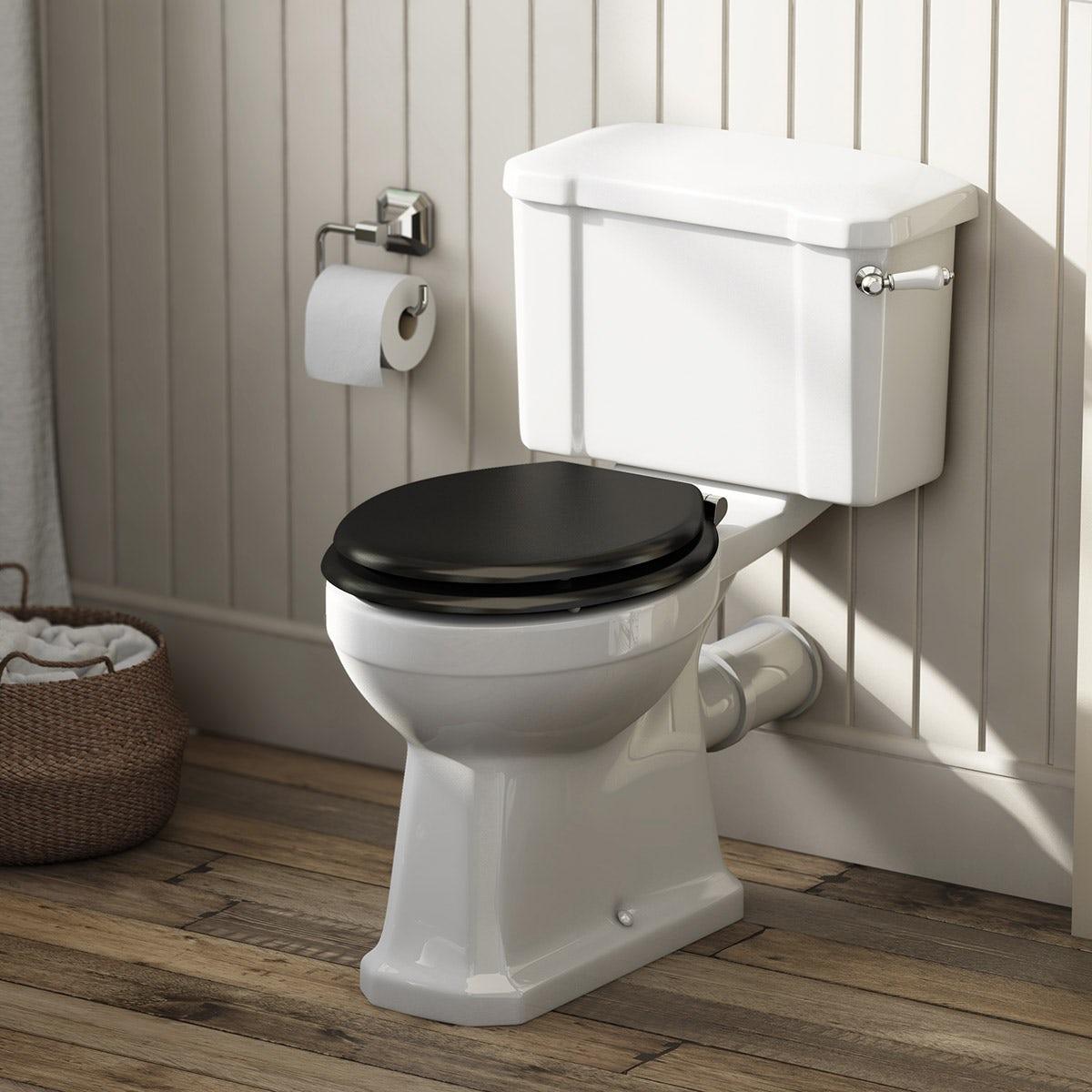 solid wood slow close toilet seat. Black Wooden Soft Close Toilet Seat Collection Solid Wood Slow Dark  SeatDark Laura Roper Rhodes Greenwich d3press us 100 Images Home