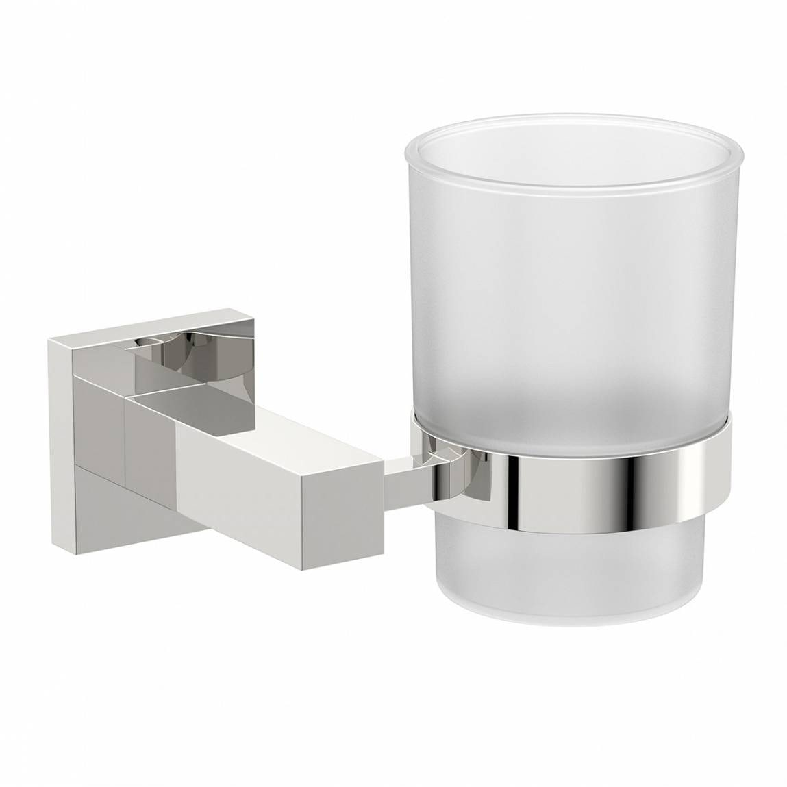 Cubik single tumbler and holder