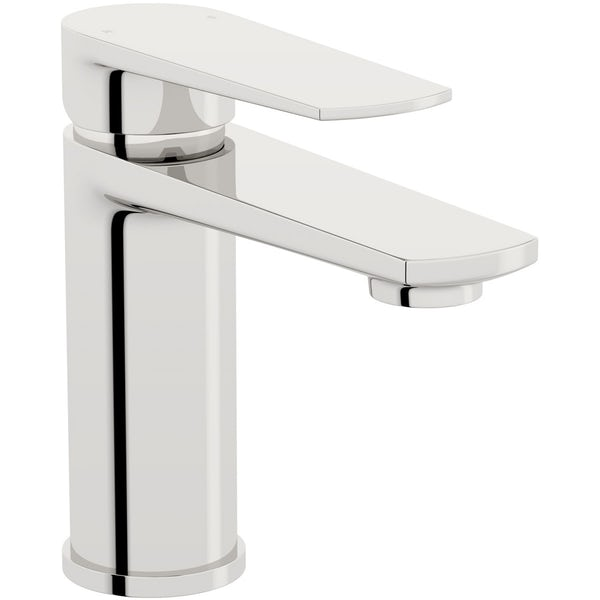 Kirke Combo basin and bath mixer tap pack